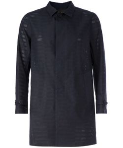 Taakk | Perforated Raincoat