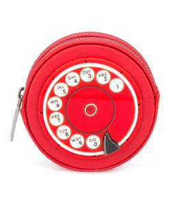 Yazbukey | Phone Coin Purse Womens Plexiglass/Leather