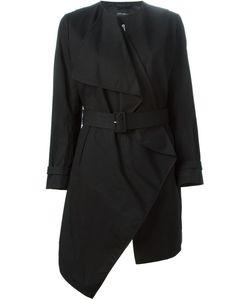 Lutz Huelle | Asymmetric Belted Coat