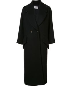 Song For The Mute | Long Double Breasted Coat Womens Size 34