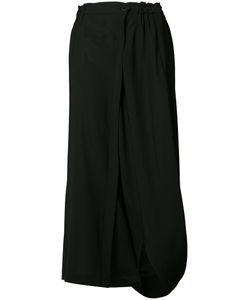 Issey Miyake   Combination Trousers Womens Size 2 Polyester