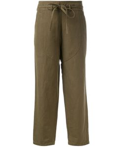Ulla Johnson | Loose Fitting Cargo Trouser Womens Size 4 Cotton/Linen/Flax