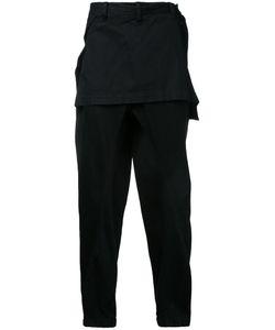 Julius | Flap Detail Jeans Mens Size 1 Cotton/Polyurethane/Polyethylene