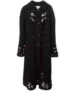 Christian Dior Vintage | Cutout Long Coat Womens Size Medium