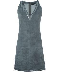 Jitrois | Flash Sequined Detail Dress Womens Size 36 Lamb Nubuck