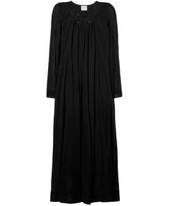 Forte Forte | Detailed V-Neck Fla Dress Womens Size Ii Silk/Cotton