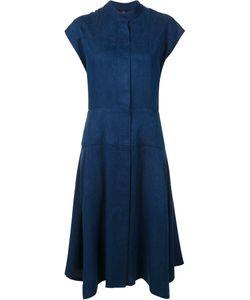 Zero + Maria Cornejo | Panelled Fla Dress Womens Size 4