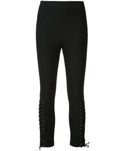 Derek Lam 10 Crosby | Lace Detail Trousers Womens Size 8
