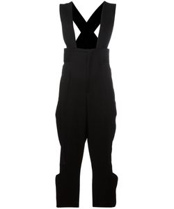 Comme Des Garçons | Thick Straps Playsuit Womens Size Small Wool