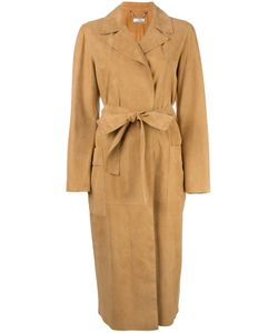 Desa | 1972 Single Breasted Coat Womens Size 36 Suede