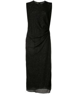 Adam Lippes | Fitted Sleeveless Evening Dress Womens Size 2 Polyester