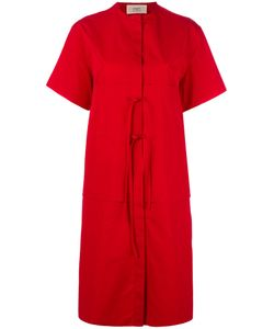 Ports   1961 Open Back Dress Womens Size 42 Cotton