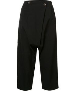 Song For The Mute | Cropped Trousers Womens Size 34 Wool