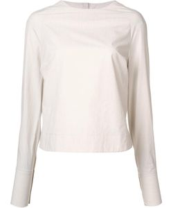Song For The Mute | Round Neck Top Womens Size 38