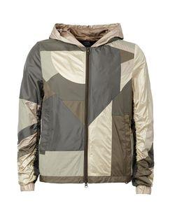 Anrealage | Geometric Panelled Jacket