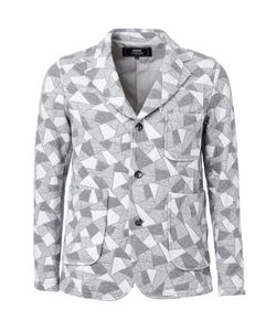 Anrealage | Geometric Print Jacket