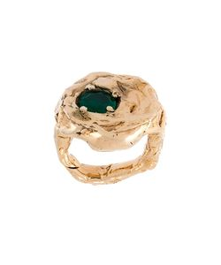 Alice Waese | Terra Ring With Emerald