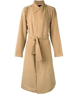 Abasi Rosborough | Belted Long Coat