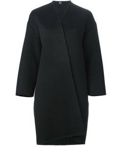 Numerootto | Open Front Midi Coat