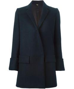 Numerootto | Concealed Fastening Short Coat