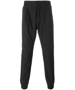 Letasca   Buttoned Track Pants Mens Size Xl Polyamide/Polyester