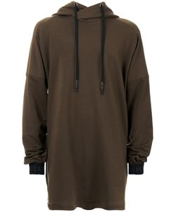 Strateas Carlucci | Oversized Hoodie Adult Unisex Size Small Cotton