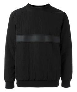 Letasca   Strap Detailing Sweatshirt Mens Size Xl Polyamide/Polyester