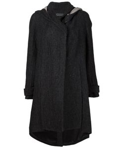 In Aisce | Hooded Coat
