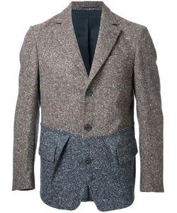 Wooster + Lardini | Flap Pockets Knit Blazer Mens Size 48