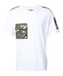 Yoshio Kubo | Flap Pockets T-Shirt Mens Size 3 Cotton
