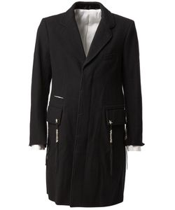 The Soloist | Concealed Fastening Coat