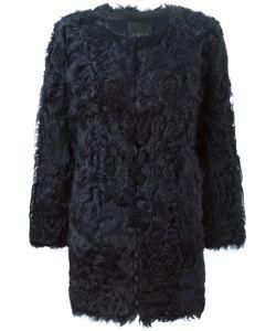 Ravn | Curly Fur Coat