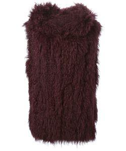 Ravn | Danco Hooded Knitted Lamb Vest