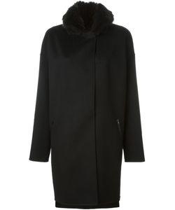 32 Paradis Sprung Frères | Lamb Fur Collar Coat