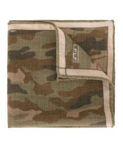 Fefè   Camouflage Pocket Square Adult Unisex Wool