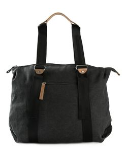 Qwstion | Simple Zip Tote Mens Cotton