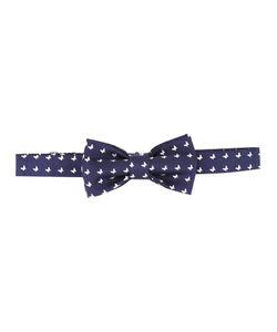 Fefè   Butterfly Print Bow Tie Adult Unisex Silk