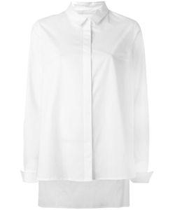 Demoo Parkchoonmoo | Simple Shirt Womens Size 38 Cotton/Polyurethane