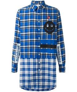 Sold Out Frvr | Checked Shirt Mens Size Large Cotton/Polyester/Other Fibers