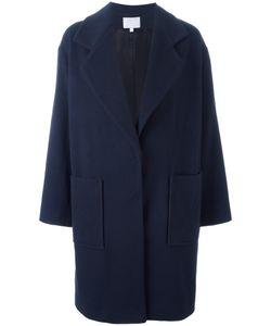 Lala Berlin   Joon Coat Womens Size Small Wool/Polyamide/Viscose