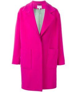 Lala Berlin   Joon Coat Womens Size Xs Wool/Polyamide/Viscose