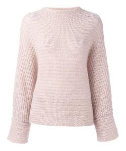 Lala Berlin   Giti Jumper Womens Size Medium Wool/Mohair/Polyamide