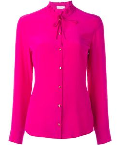 Lala Berlin   Djana Shirt Womens Size Small Silk