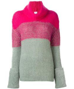 Lala Berlin   Rojin Jumper Womens Size Small Wool/Polyamide/Mohair