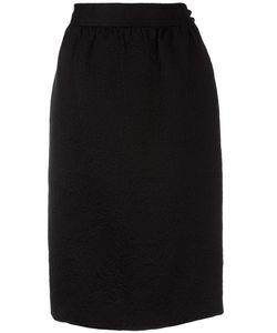 Emanuel Ungaro Vintage | Jacquard Skirt Womens Size 46