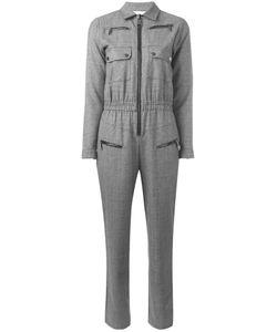 Carolinaritz | Zipped Jumpsuit Womens Size 38 Wool