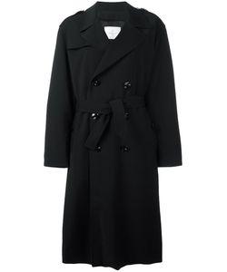 Carolinaritz | Single Breasted Coat Womens Size 40 Wool/Spandex/Elastane