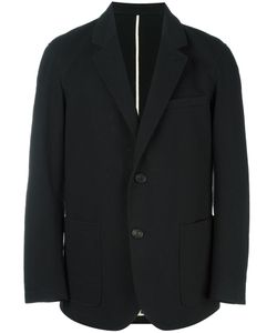Umit Benan | Casual Jacket Mens Size 48 Cotton/Polyamide/Virgin Wool/Viscose