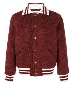 Umit Benan | Bomber Jacket Mens Size 48 Viscose/Cotton/Virgin Wool/Polyester