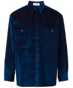 Umit Benan | Two Pocket Shirt Mens Size 46 Cotton